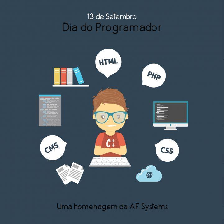 13 de Setembro, Dia do Programador