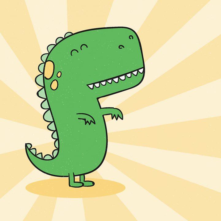 Dinossauro do Chrome. Você conhece a origem desse jogo?