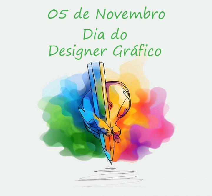 05 de Novembro, Dia do Designer Gráfico
