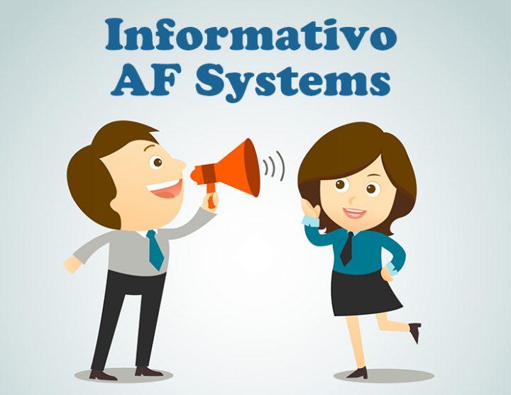 Informativo AF Systems – Feriado Sexta-feira Santa