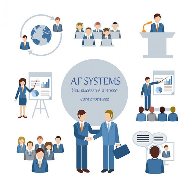 Seja um cliente e parceiro da AF Systems e se surpreenda!