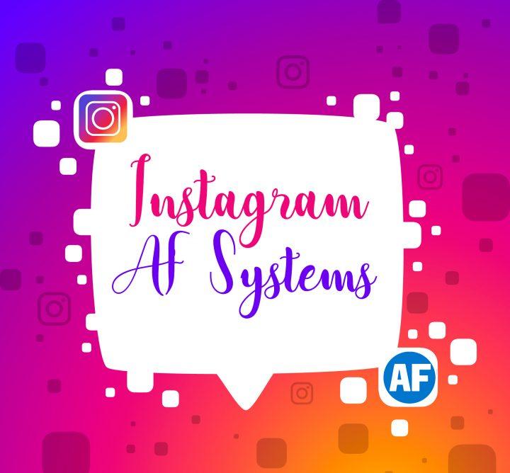 AF Systems no Instagram!