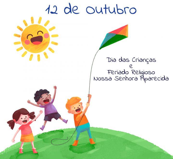 12 de Outubro, Dia das Crianças e Feriado Religioso