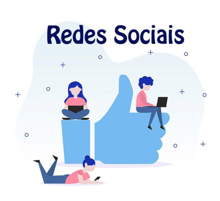 Redes Sociais!