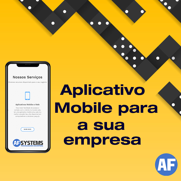 Aplicativo Mobile para a sua empresa