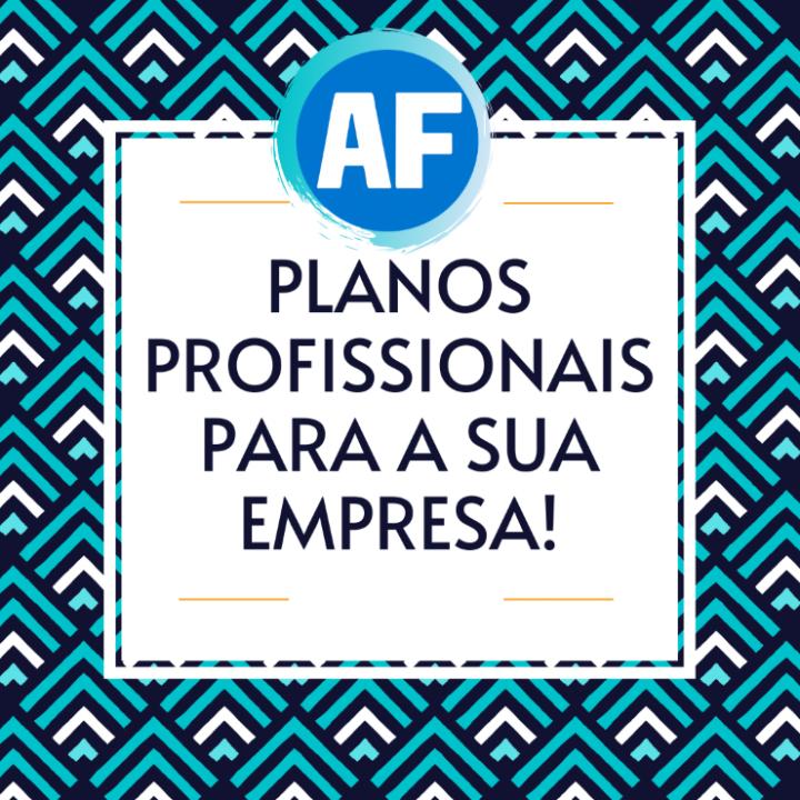 Planos profissionais para a sua empresa!