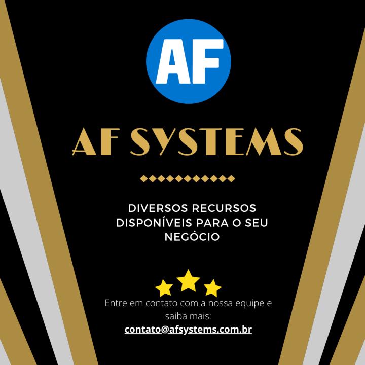 AF Systems, diversos recursos disponíveis para o seu negócio