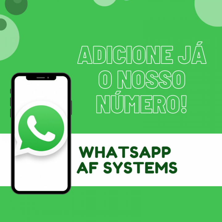 WhatsApp – AF Systems