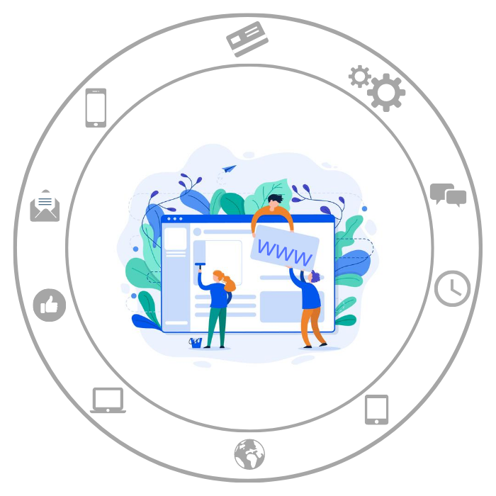 Aplicativos Mobile e Web para sua empresa