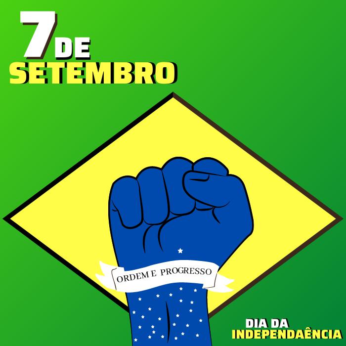 Sete de Setembro – Independência do Brasil