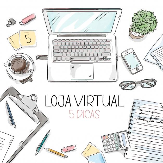 Dicas para Loja Virtual