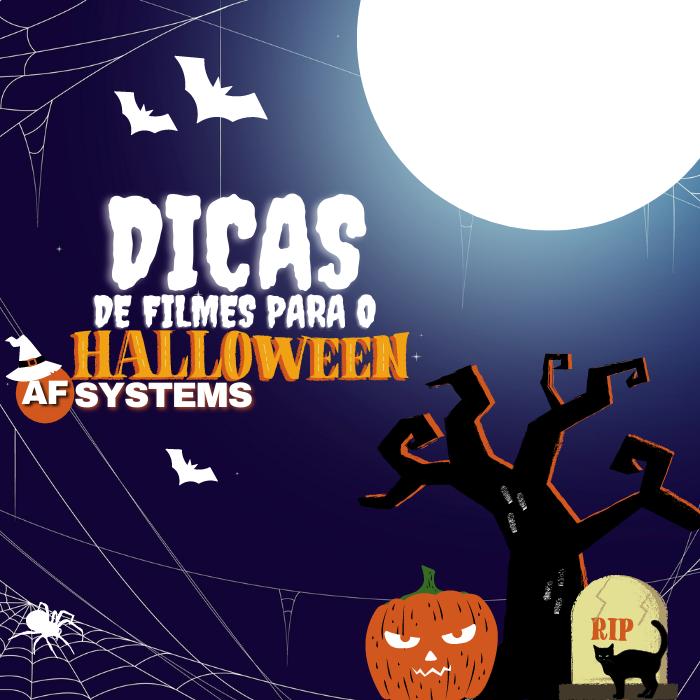 Dicas de filmes para o Halloween