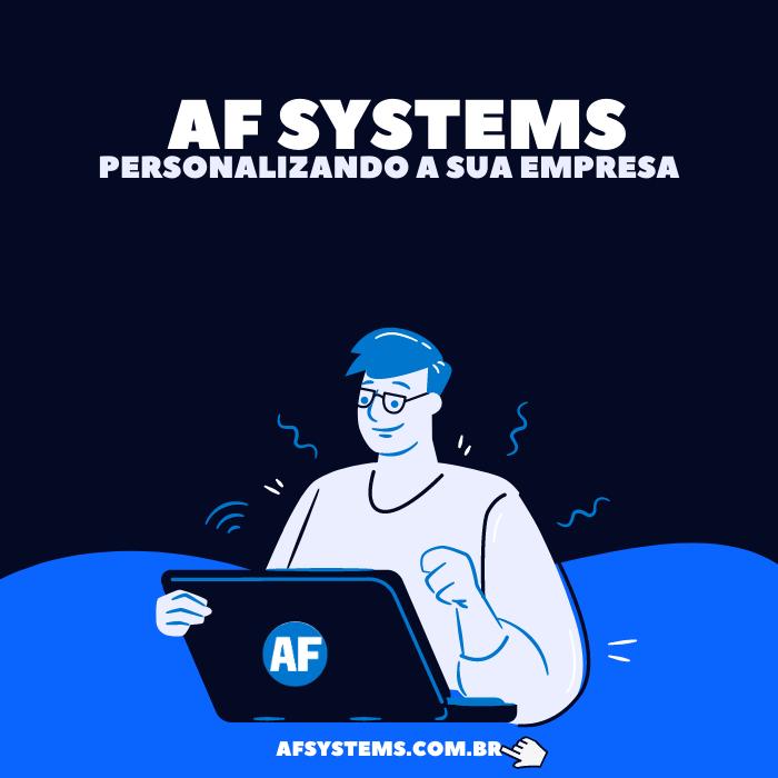 AF Systems Personalizando a sua empresa