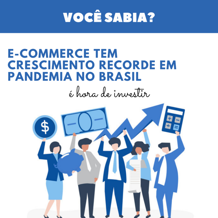 Crescimento do E-commerce na pandemia