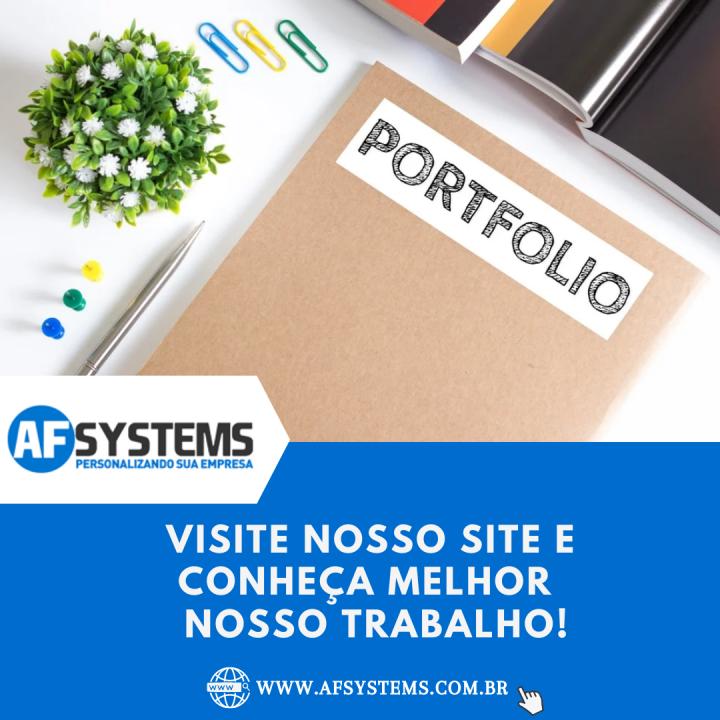 Portfólio AF Systems