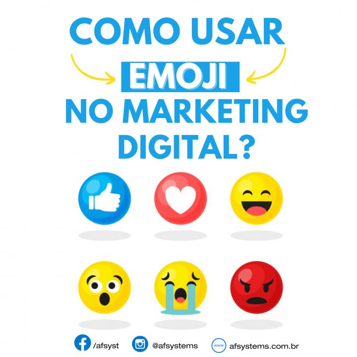Emoji no seu Marketing Digital