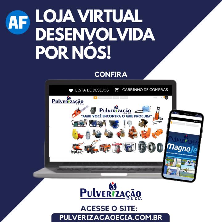 Loja Virtual Pulverização & Cia